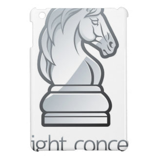 Knight Chess Piece Concept iPad Mini Covers