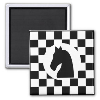 Knight Chess Piece - Magnet - Chess Party Favors