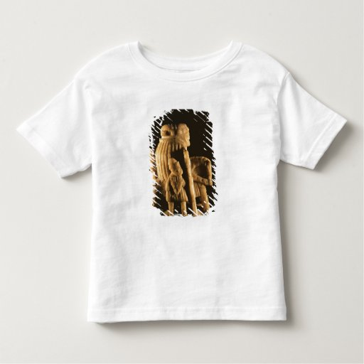 Knight chess piece toddler t-shirt