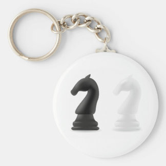 Knight Chess Pieces Keychain