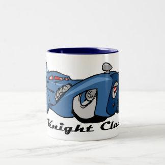 Knight Class Two-Tone Coffee Mug