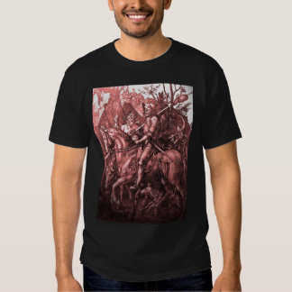 Knight, Death and Devil Tee Shirts