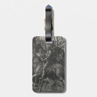 Knight, Death and the Devil by Albrecht Durer Bag Tag