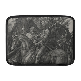 Knight, Death and the Devil by Albrecht Durer MacBook Air Sleeve