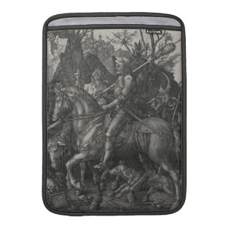 Knight, Death and the Devil by Albrecht Durer MacBook Sleeve