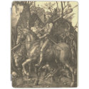 KNIGHT, DEATH AND THE DEVIL iPad SMART COVER