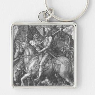 'Knight, Death and the Devil' Keychain
