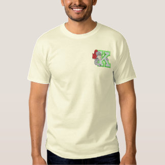 Knight Embroidered T-Shirt