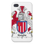 Knight Family Crest Case For iPhone 4