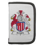 Knight Family Crest Folio Planner