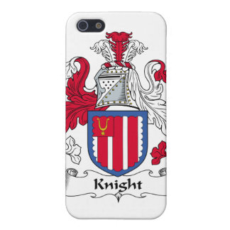 Knight Family Crest iPhone 5 Cover
