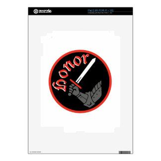 Knight Honor Skin For iPad 2