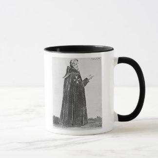 Knight Hospitaller in the original habit Mug