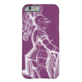Knight in Armor Barely There iPhone 6 Case