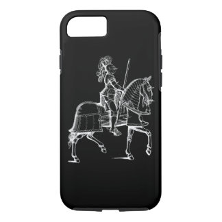 Knight in Armor iPhone 8/7 Case