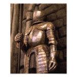 Knight in Armor Photo Print