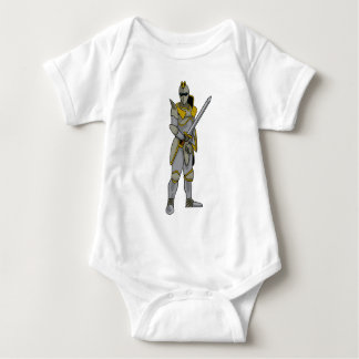 Knight in Armour Baby Bodysuit