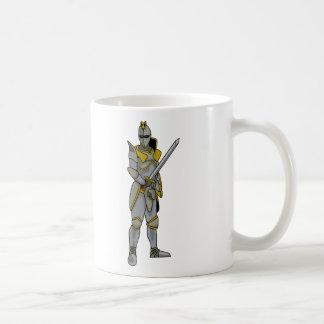 Knight in Armour Coffee Mug