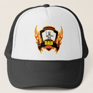 Knight In Armour T-shirts and Gifts For Dad Trucker Hat