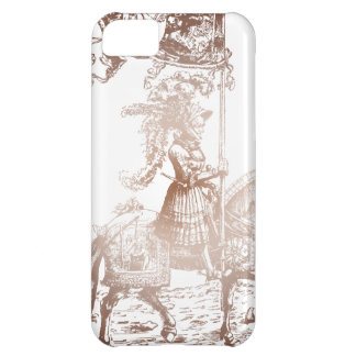 Knight in Shining Armor Case For iPhone 5C