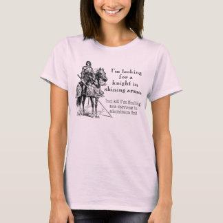Knight In Shining Armor Funny Shirt
