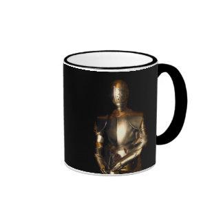 Knight in Shining Armor Ringer Coffee Mug