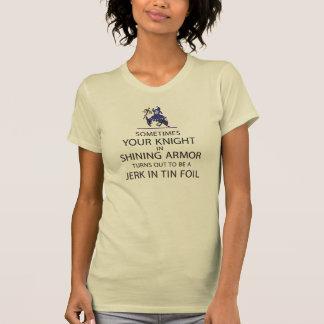 Knight in Shining Armor Tee Shirt