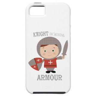 Knight In Shining Armour iPhone 5 Cover