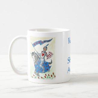 Knight in Shining Armour Mug mug