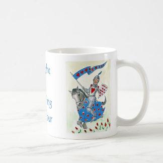 Knight in Shining Armour Mug
