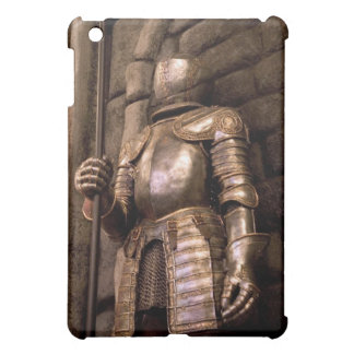 Knight in Suit of Armor Case For The iPad Mini