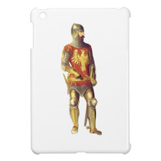 Knight in Suit of Armor iPad Mini Covers