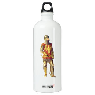 Knight in Suit of Armor SIGG Traveler 1.0L Water Bottle