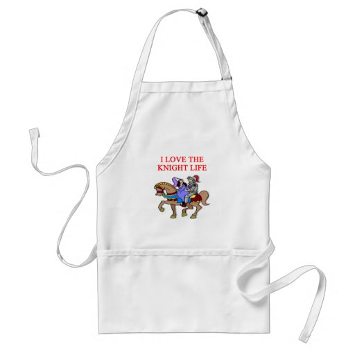KNIGHT life Adult Apron