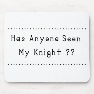 Knight Mouse Pad