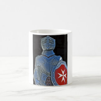 Knight of St John, Malta (2) Classic White Coffee Mug