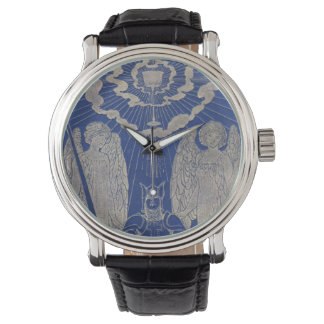 Knight of the Holy Grail King Arthur Fantasy Wristwatches
