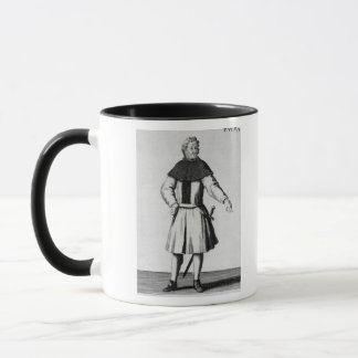 Knight of the Order of Alcantara, c.1300 Mug