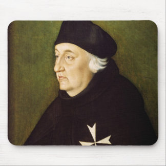 Knight of the Order of Malta, 1534 Mouse Pad