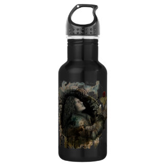 Knight of the Rose Water Bottle