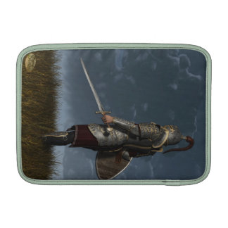 Knight of the Storm MacBook Sleeve