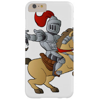 Knight on Horse Barely There iPhone 6 Plus Case