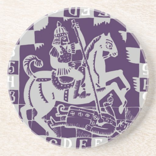 Knight On Horse Coaster