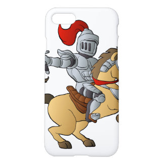 Knight on Horse iPhone 7 Case