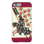 Knight on horseback barely there iPhone 6 case