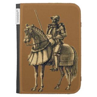 Knight on Horseback Case For Kindle