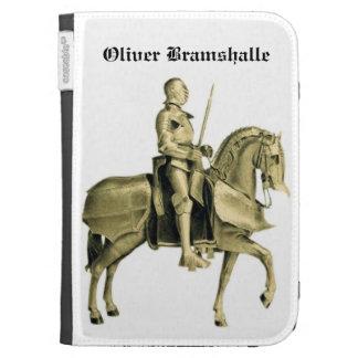 Knight on Horseback Kindle Keyboard Case