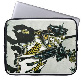 Knight On Horseback computer case Laptop Computer Sleeves