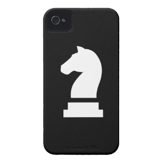 Knight Pictogram iPhone 4 Case