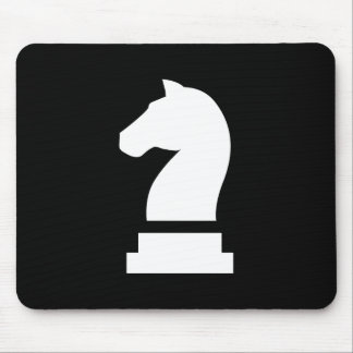Knight Pictogram Mousepad